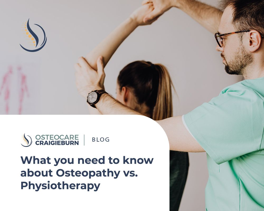 What you need to know about osteopathy vs. physiotherapy