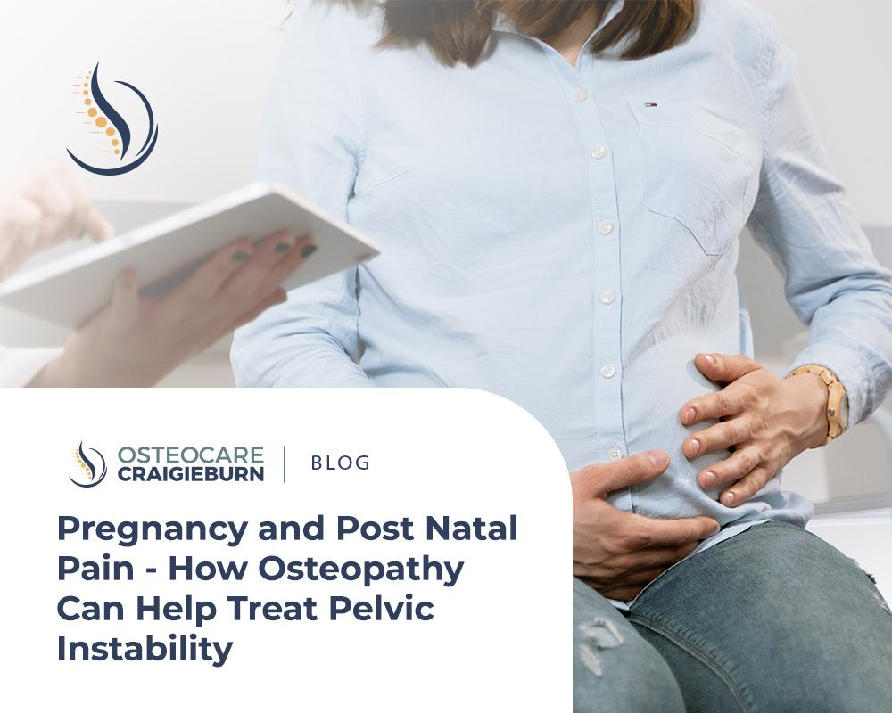 pelvic instability