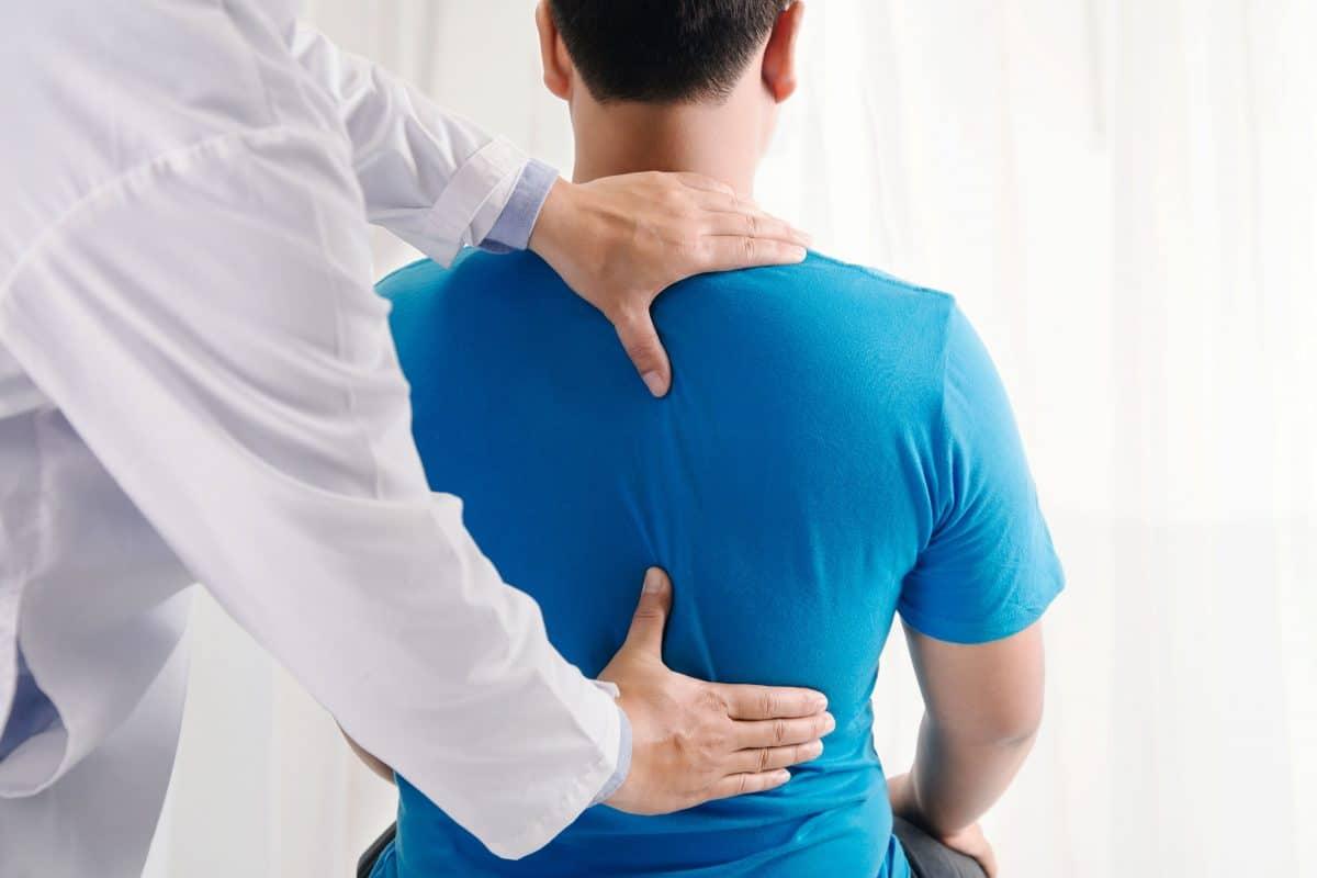 osteopathy massage